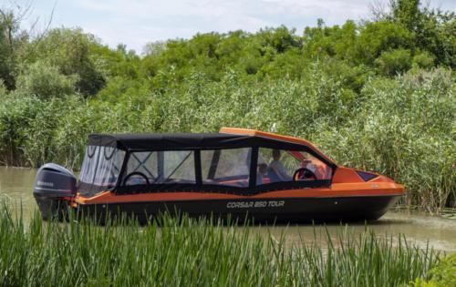 Corsar 850 Tour